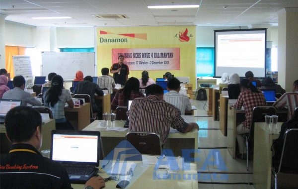 TRAINING BANK DANAMON